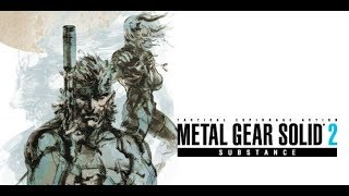 Metal Gear Solid 2: Substance - Gameplay Español