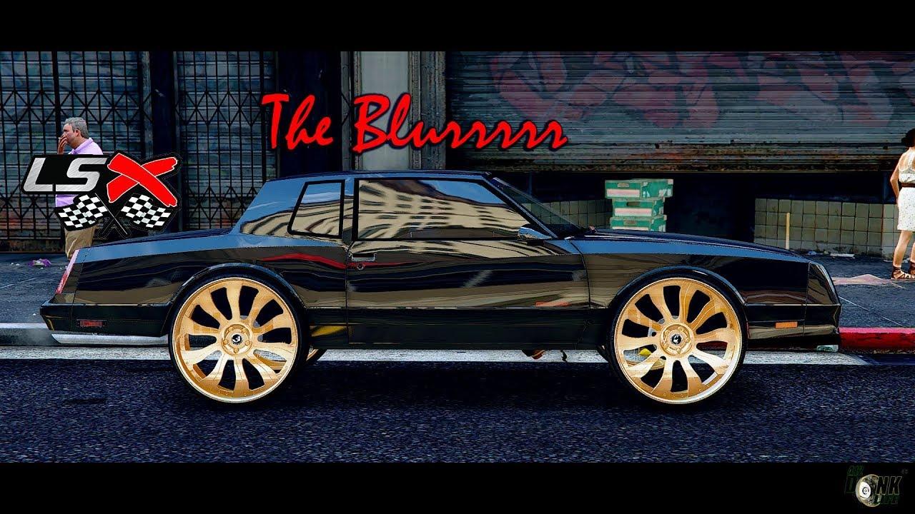 2016 Monte Carlo Ss >> Grand Theft Auto 5| Donk Mod| Chevrolet Monte Carlo SS| Lsx Gold Forgioto Wheels|24s| Hd| 1080p ...