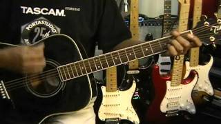 How To Play Guitar Strumming Pattern Basics Tutorial EEMusicLIVE