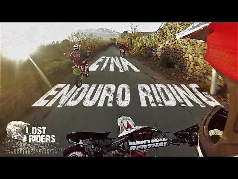 [RAW] Etna Enduro Riding