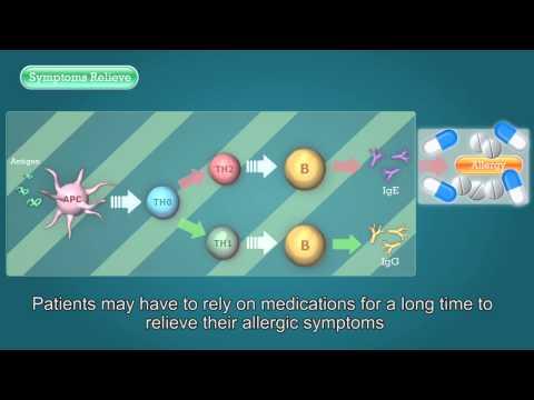 Allergy treatment, allergen immunotherapy, allergy shots – CAAC