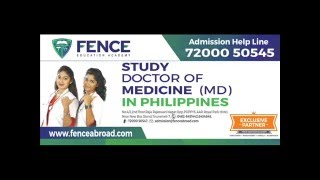 MD in Philippines @ Fence Education Academy