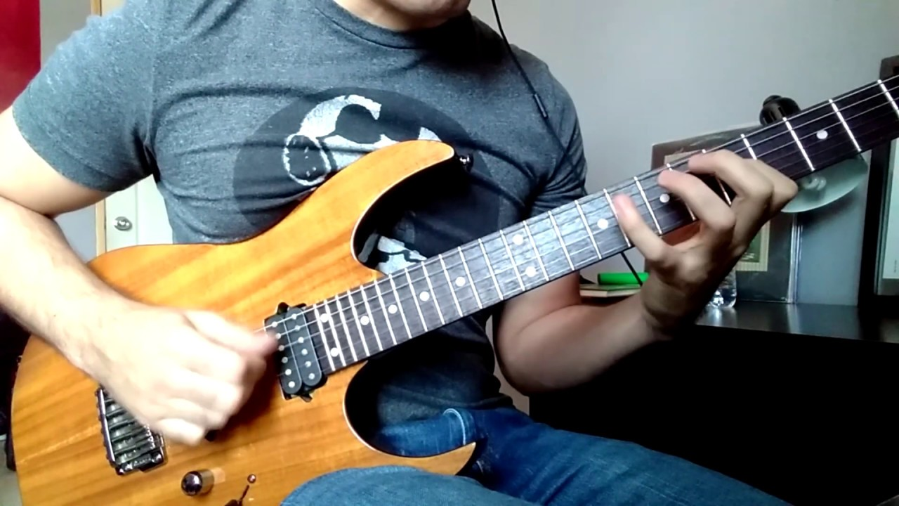 Anime Given Session Song Guitar Cover