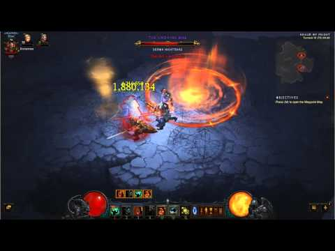 diablo 3 how to get hellfire ring solo