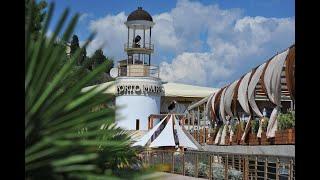 Парк отель Порто Маре 4 Алушта Крым обзор отеля территория