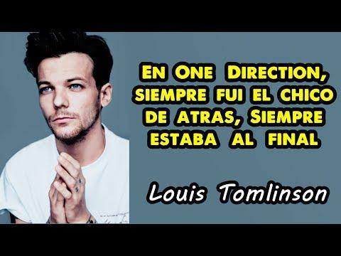 Louis Tomlinson habla de One Direction    Observer Magazine