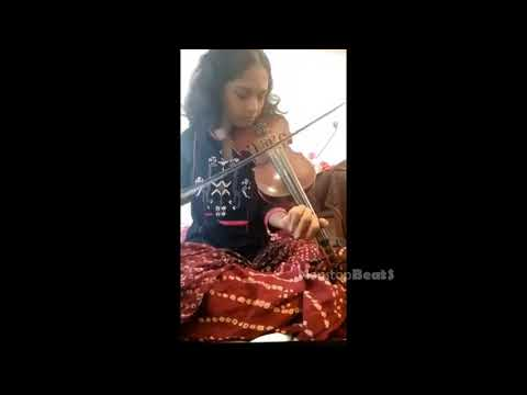 കുറച്ചേ ഉള്ളെങ്കിലും ഒരു രക്ഷയുമില്ലാട്ടോ  Violin cover  Instrumental  Malayalam