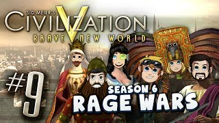 Civ V Rage Wars #9 - River of War