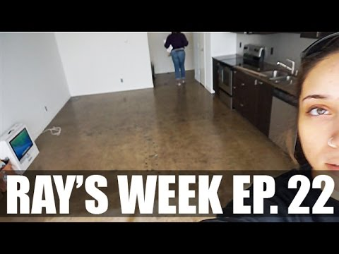 RAY'S WEEK| 22 - Goodbye Dallas, Hello Austin!