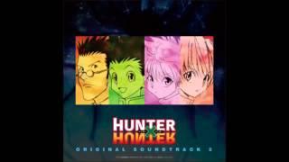 HQ Hunter x Hunter 2011 OST 2   Gyakujuuji no Otoko Chrollo Lucilfer theme