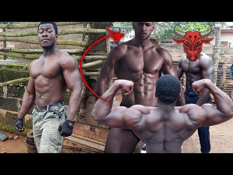 ASÍ ENTRENAN EN ÁFRICA ¡No Excusas!