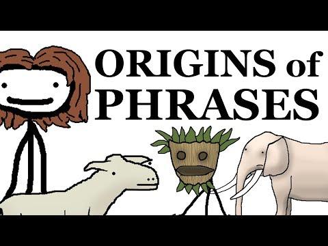 Origins of Phrases