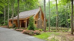 Blue Sky Cabin Rentals - Cold Mountain Pond - Waterfront North Georgia cabin