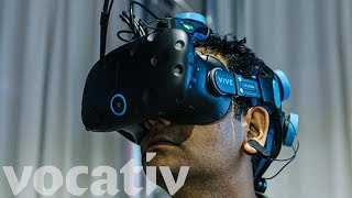 Virtual Reality Breakthrough Allows You To Control Video Games With Your Thoughts