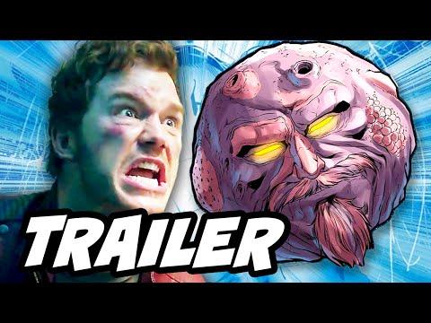 Guardians Of The Galaxy 2 Comic Con Trailer Breakdown