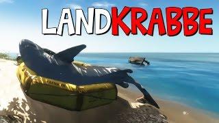 STRANDKRABBE - Stranded Deep / Norsk Let