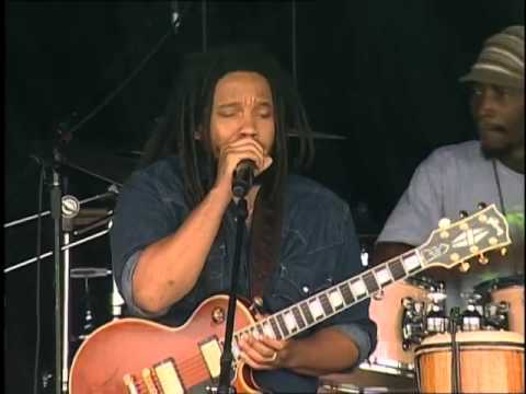 Stephen & Damian Marley - Chase Dem - 8/2/2008 - Newport Folk Festival (Official)