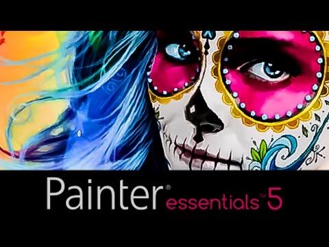 Introducing Corel Painter Essentials 5