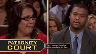 Husband Accuses Wife of Cheating With The Baby Sitter (Full Episode)   Paternity Court