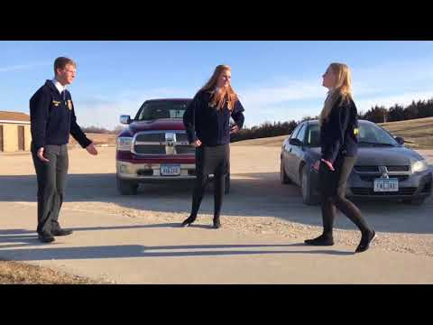 Where are the Officers - 2018 IKM-Manning FFA Banquet Intro