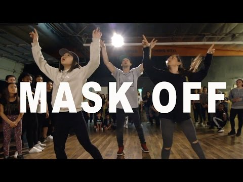MASK OFF  Future Dance  @MattSteffanina Choreography