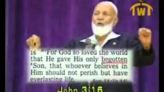 Ahmed Deedat Answer - Jesus the only