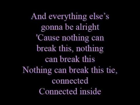 Connected - lyrics