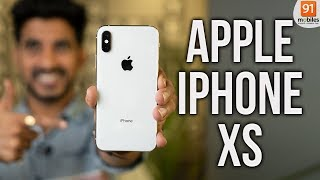 Apple iPhone XS Hindi Review: Should you buy it in India?[Hindi हिन्दी]