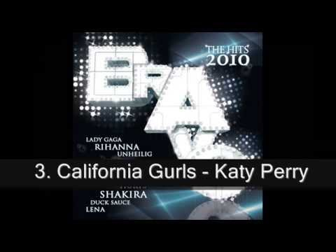 ♫ BRAVO THE HITS 2010 CD 1 Album Medley ♫ youtube original