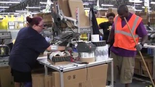 Inside Amazon's Chester fulfillment center