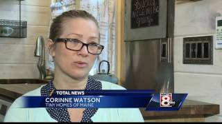 """Big Questions Remain For Maine's """"tiny House"""" Market"""