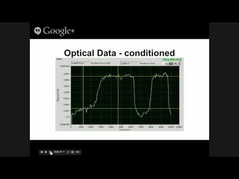 Matheus presentation - low cost tape sensor