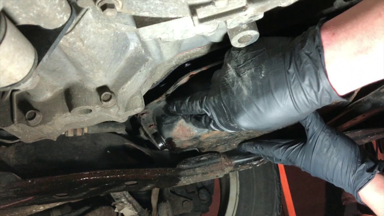 small resolution of mazda 6 automatic transmission fluid and filter change