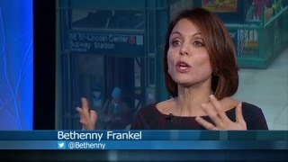 Bethenny Frankel On Her Skinnygirl Empire and Reality TV