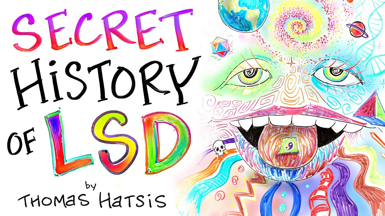 Download The Secret History of LSD - From MK Ultra to Modern Mysticism - Thomas Hatsis