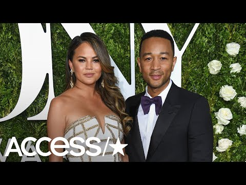 Chrissy Teigen Proudly Shares Video Of Hubby John Legend's Adult Swim Lesson! Mp3