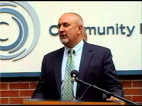 Community First Fund's New Markets Tax Credit Press Release in Lancaster - May 1, 2013