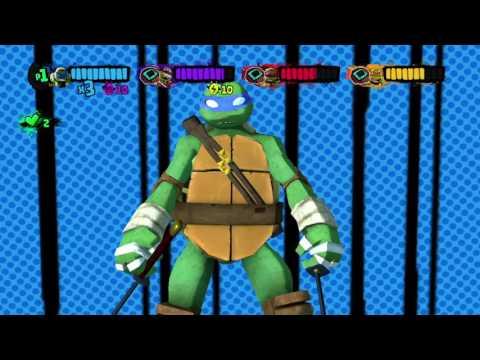 Новые Черепашки Ниндзя TMNT 2013 {Xbox 360} прохождение часть 9