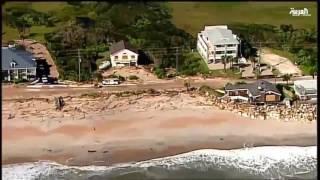 انقطاع الكهرباء عن مليون شخص في فلوريدا بسبب الإعصار