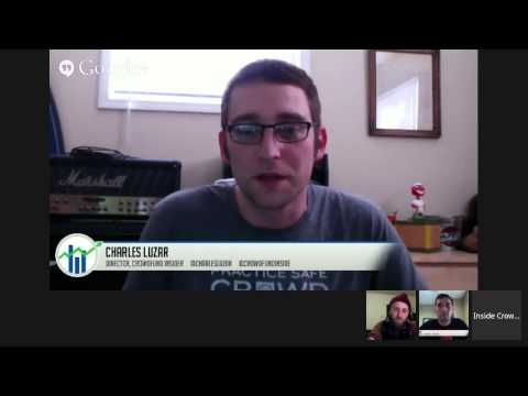 Inside Crowdfunding Episode 4: The Lobby's Nick Meehan
