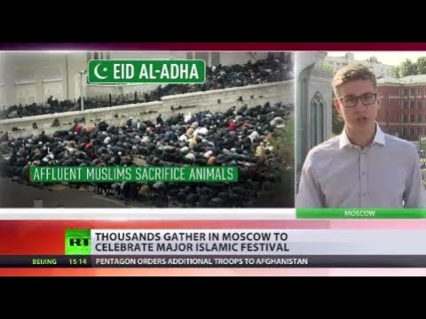 Holy Day: Thousands of Muslims to celebrate major Islamic festival Eid al-Adha