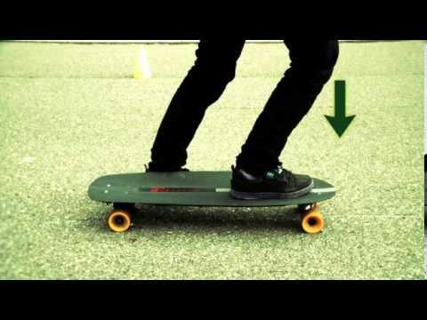 GORILLA Slalom- und Longboard - Basics (3) D