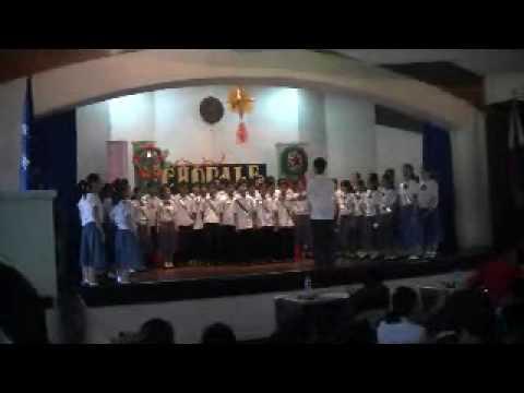 II-Magalang NTC xmas choral contest