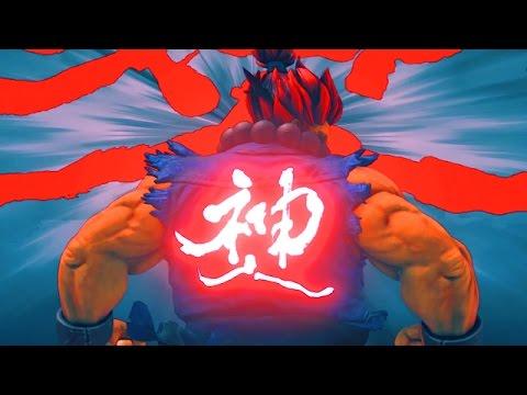 Akuma Raging Demon Best Way To End It Street Fighter 5 Akuma