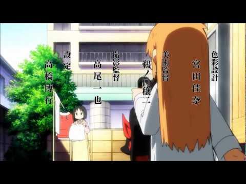 Nichijou OP1 Hyadaruko Version