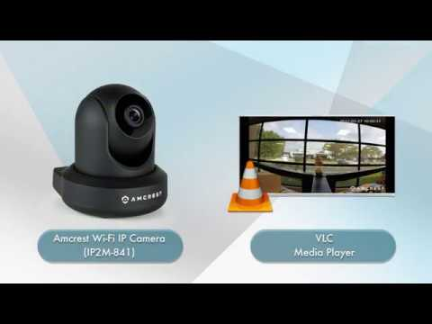 Amcrest IP Cameras - Stream Your Camera On VLC Media Player via RTSP
