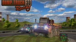 Dump Truck 3D Racing - HD Android Gameplay - Bonus Truck Games - Full HD Video (1080p)