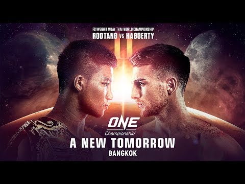 Rodtang vs Haggerty 2 live results from ONE Championship 'A New Tomorrow'