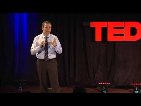 The mindful way through depression: Zindel Segal at TEDxUTSC