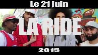 La ride 12 teaser 2015 (fête de la musique)